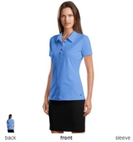 Nike Golf Shirts Ladies Elite Series Dri-FIT Ottoman Bonded Polo 429461