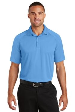 Port authority k575 crossover raglan polo shirt for Corporate logo golf shirts
