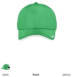 Nike Golf 429467 Dri Fit Swoosh Perforated Caps